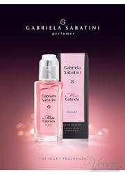 Gabriela Sabatini Miss Gabriela Night EDT 30ml for Women Women's Fragrance
