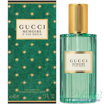 Gucci Mémoire d'une Odeur EDP 100ml for Men and Women Unisex Fragrances