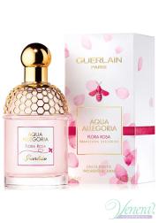 Guerlain Aqua Allegoria Flora Rosa EDT 100ml for Women Women's Fragrance