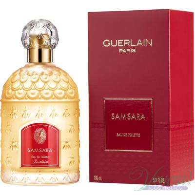Guerlain Samsara EDT 100ml for Women Women's Fragrance