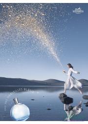 Hermes Eau Des Merveilles Bleue EDT 100ml for Women Without Package Women's Fragrances without package