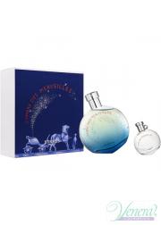 Hermes L'Ombre Des Merveilles Set (EDP 50ml + EDP 7.5ml) for Men and Women Unisex Gifts sets