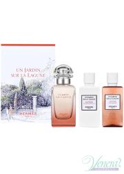 Hermes Un Jardin Sur La Lagune Set (EDT 50ml + ...