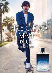 Jimmy Choo Man Blue Set (EDT 100ml + AS Balm 10...