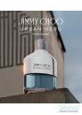 Jimmy Choo Urban Hero EDP 100ml for Men Men's Fragrance