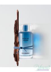 Karl Lagerfeld Bois de Cedre EDT 50ml for Men Men's Fragrance