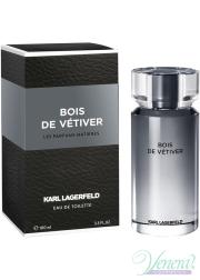 Karl Lagerfeld Bois de Vetiver EDT 100ml for Men Men's Fragrance