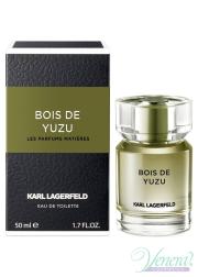 Karl Lagerfeld Bois de Yuzu EDT 50ml for Men