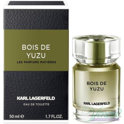 Karl Lagerfeld Bois de Yuzu EDT 50ml for Men Men's Fragrance