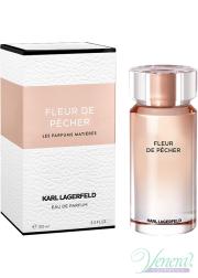 Karl Lagerfeld Fleur de Pecher EDP 100ml for Women Women's Fragrance