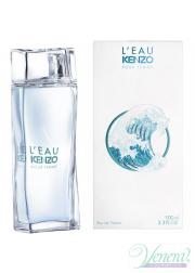 Kenzo L'Eau Kenzo Pour Femme EDT 100ml for Women Women's Fragrance