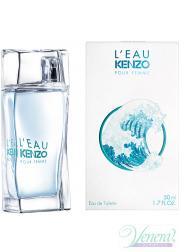 Kenzo L'Eau Kenzo Pour Femme EDT 50ml for Women Women's Fragrance
