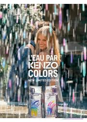 Kenzo L'Eau Par Kenzo Colors Edition Pour Femme EDT 50ml for Women
