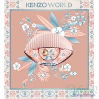 Kenzo World Fantasy Collection Eau de Toilette EDT 50ml for Women