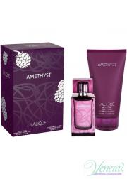 Lalique Amethyst Set (EDP 50ml + BL 150ml) for Women
