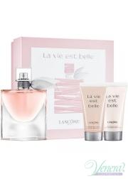 Lancome La Vie Est Belle Set (EDP 50ml + BL 50m...