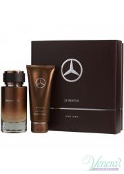 Mercedes-Benz Le Parfum Set (EDP 120ml + SG 100ml) for Men
