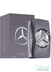 Mercedes-Benz Man Grey EDT 100ml for Men