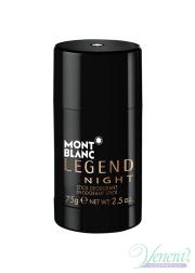 Mont Blanc Legend Night Deo Stick 75ml for Men