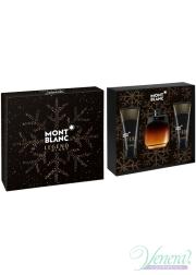 Mont Blanc Legend Night Set (EDP 100ml + AS Bal...