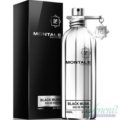 Montale Black Musk EDP 100ml for Men and Women Unisex Fragrances