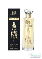 Naomi Campbell Pret A Porter EDT 50ml for Women  Women's Fragrance