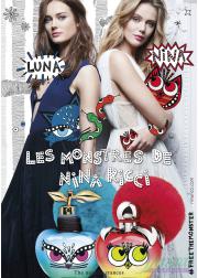 Nina Ricci Les Monstres de Nina Ricci Nina EDT 50ml for Women Women's Fragrance