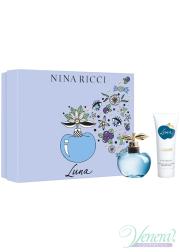 Nina Ricci Luna Set (EDT 50ml + BL 75ml) for Women Women's Gift sets