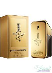 Paco Rabanne 1 Million EDT 50ml for Men Men's Fragrance