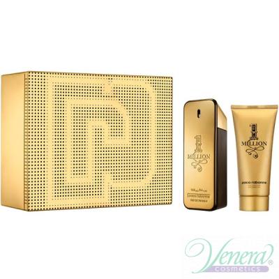 Paco Rabanne 1 Million Set (EDT 100ml + Shower Gel 100ml) for Men Men's Gift sets