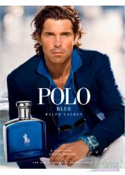 Ralph Lauren Polo Blue Eau de Parfum EDP 125ml for Men Without Package