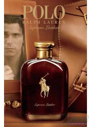Ralph Lauren Polo Supreme Leather EDP 125ml for Men