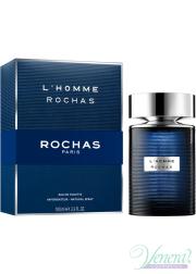 Rochas L'Homme EDT 100ml for Men Men's Fragrance