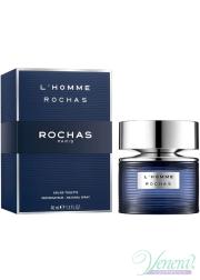 Rochas L'Homme EDT 40ml for Men Men's Fragrance