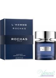 Rochas L'Homme EDT 60ml for Men Men's Fragrance