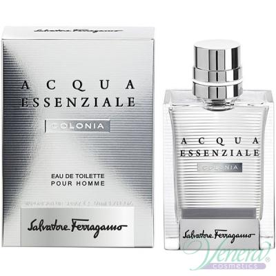 Salvatore Ferragamo Acqua Essenziale Colonia EDT 100ml for Men Men's Fragrance