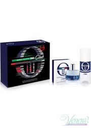 Sergio Tacchini Club Set (EDT 50ml + Deo Spray 150ml) for Men Men's Gift sets