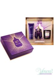 Thierry Mugler Alien Set (EDP 30ml + BL 50ml + Candle 70gr) for Women Women's Gift sets