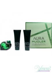 Thierry Mugler Aura Mugler Set (EDP 50ml + BL 5...