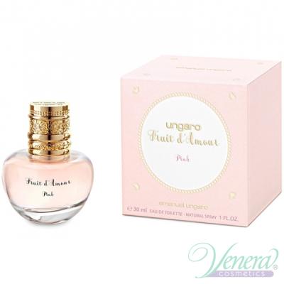 Ungaro Fruit d'Amour Pink EDT 30ml for Women