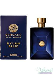 Versace Pour Homme Dylan Blue EDT 200ml for Men Men's Fragrance