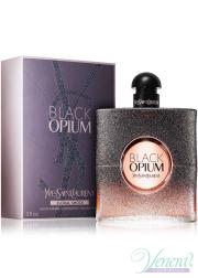 YSL Black Opium Floral Shock EDP 90ml for Women Women's Fragrance