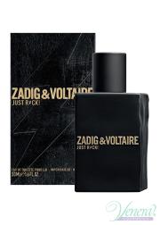 Zadig & Voltaire Just Rock! for Him EDT 50ml for Men Men's Fragrance