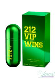 Carolina Herrera 212 VIP Wins EDP 80ml for Women Women's Fragrance