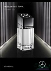 Mercedes-Benz Select Set (EDT 50ml + Deo Stick ...