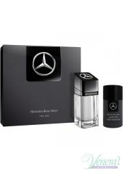 Mercedes-Benz Select Set (EDT 100ml + Deo Stick...