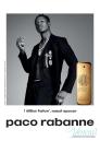 Paco Rabanne 1 Million Parfum 50ml for Men Men's Fragrance