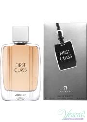 Aigner First Class EDT 100ml for Men Men's Fragrances