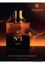 Aigner No1 OUD EDP 100ml for Men Men's Fragrance