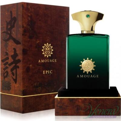Amouage Epic Man EDP 100ml for Men Men`s Fragrance